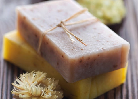 Handcrafted Artisan Cold Process Soap