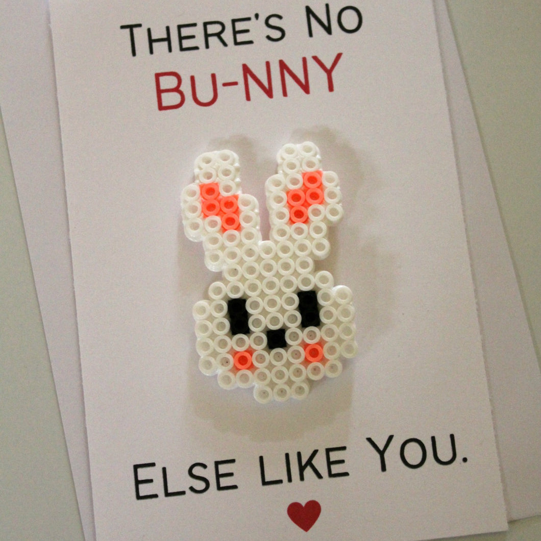 There's No Bunny Like You Card