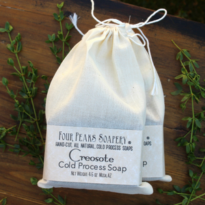Creosote Cold Process Soap