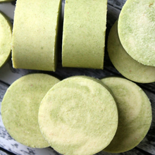 Lemongrass Cardamom Salt Soap