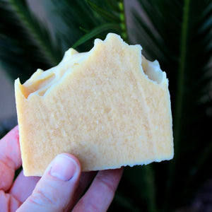 Milk and Honey Cold Process Soap