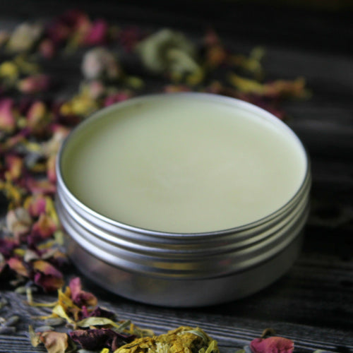 Tallow Balm with Myrrh and Lavender