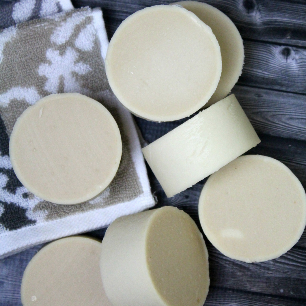 Rosemary Honey Beer Shampoo Bar