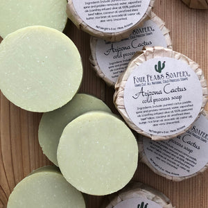 Arizona Cactus Cold Process Soap