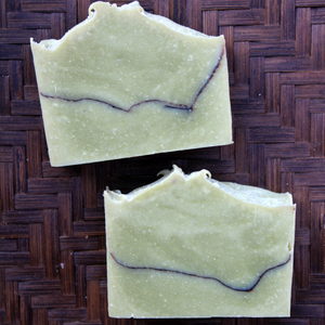 Cactus Cold Process Soap