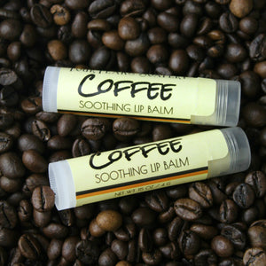 Coffee Lip Balm
