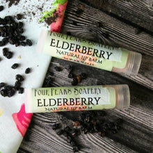 Elderberry Lip Balm