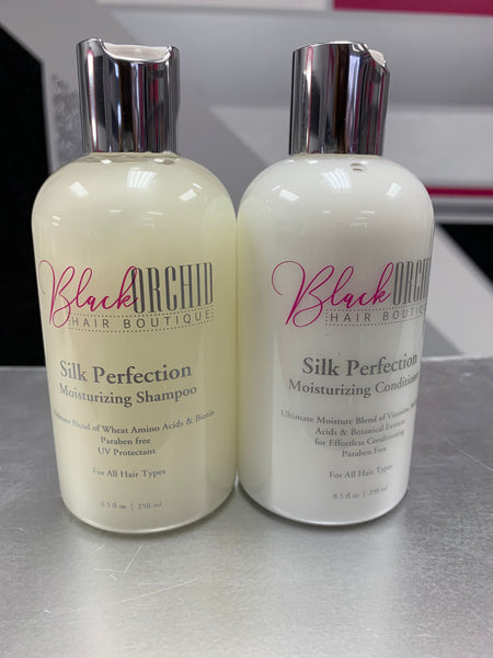 Silk Perfection Shampoo & Conditioner Set