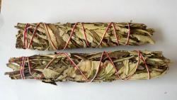 "Yerba Santa 8"" Smudge Stick"