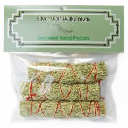 "Desert Sage, 4"" triple pack"