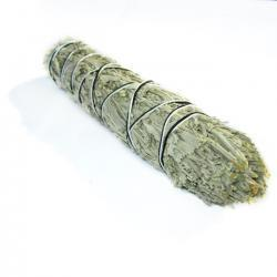 Desert Sage & Sweetgrass Smudge Stick 8""