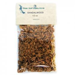 Sandalwood Flakes Incense 1oz
