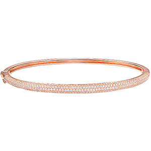 Pavé Bangle - ByURBAE
