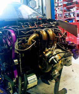 Wiborg Engine Rebuild