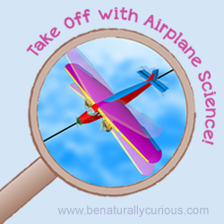 Take off with Airplane Science Printables