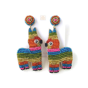 Pinata Earrings