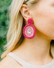 Leslie Pink Earrings