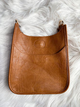 Blake Bag- Mini Vegan Leather Camel