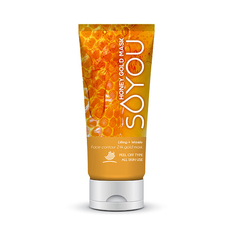 Honey Gold 24k Peel Off Mask [100ml]
