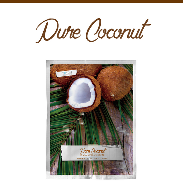 Pure Coconut Organic Cotton Sheet Mask