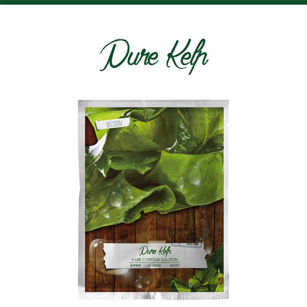 Pure Kelp Organic Cotton Sheet Mask