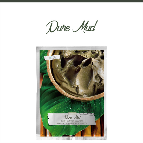 SALE/ Pure Mud Organic Cotton Sheet Mask