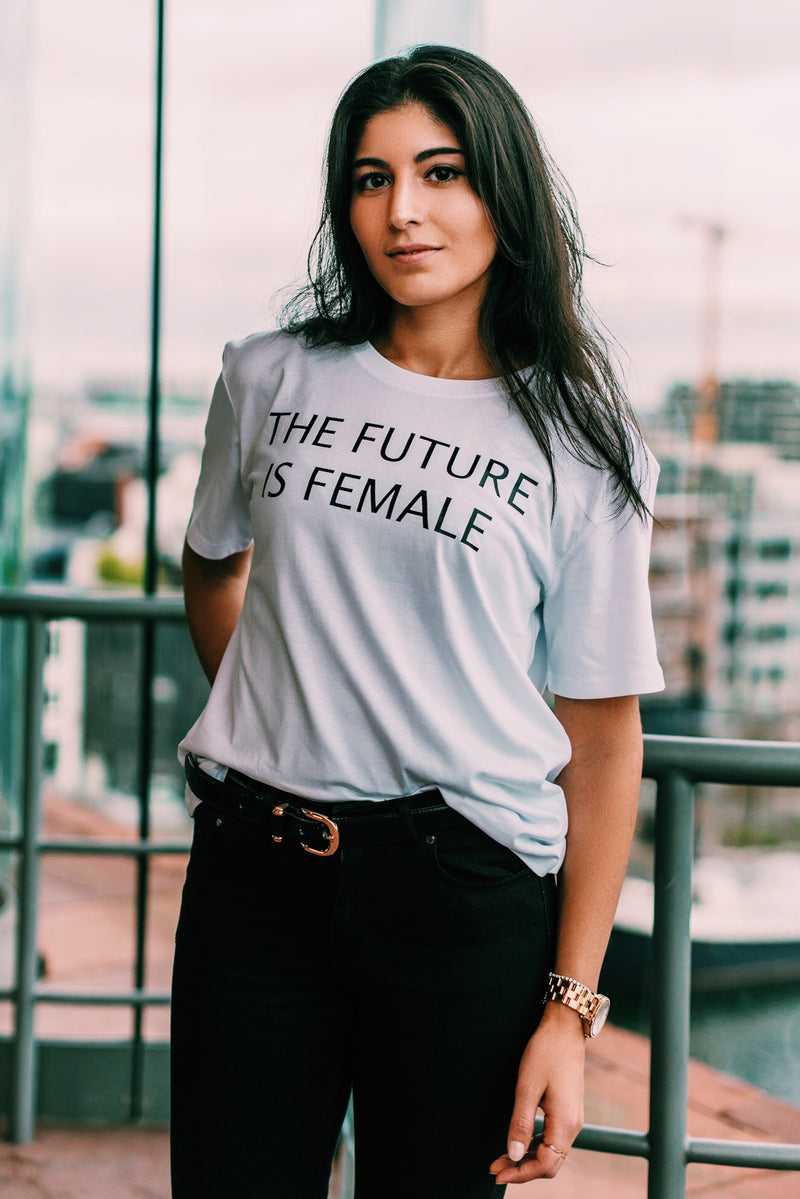 The Future is Female - kinarmat