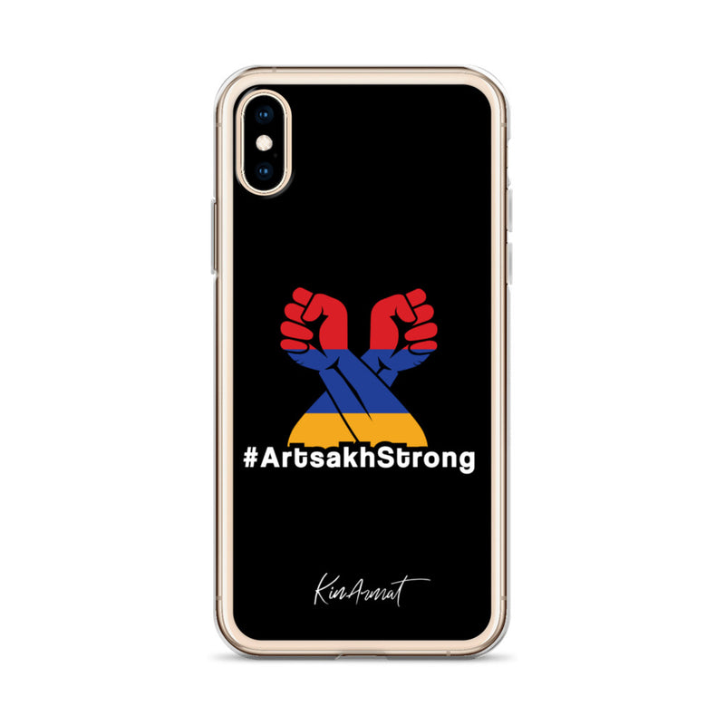 #ArtsakhStrong - iPhone Case