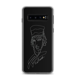 Lady in Taraz - Samsung Case
