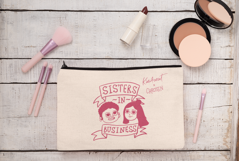 Sister in Business - LIMITED EDITION - All-in Pouch