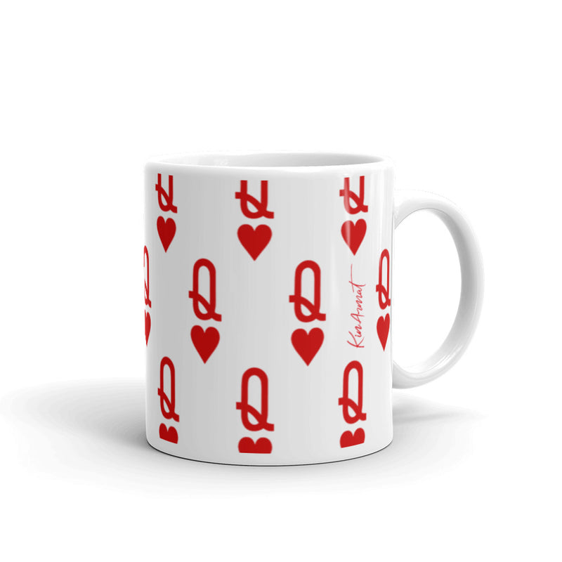 Queen of Hearts - Mug*