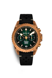 Catalina Green Bronze Aeronautical Chronograph 41
