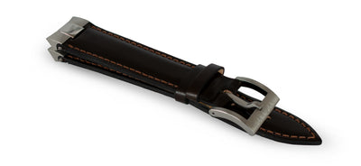Brown Officer Leather Strap