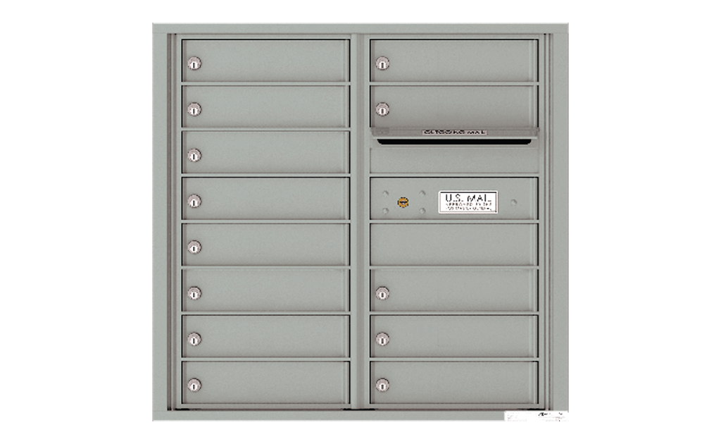 Cluster Mailbox Units