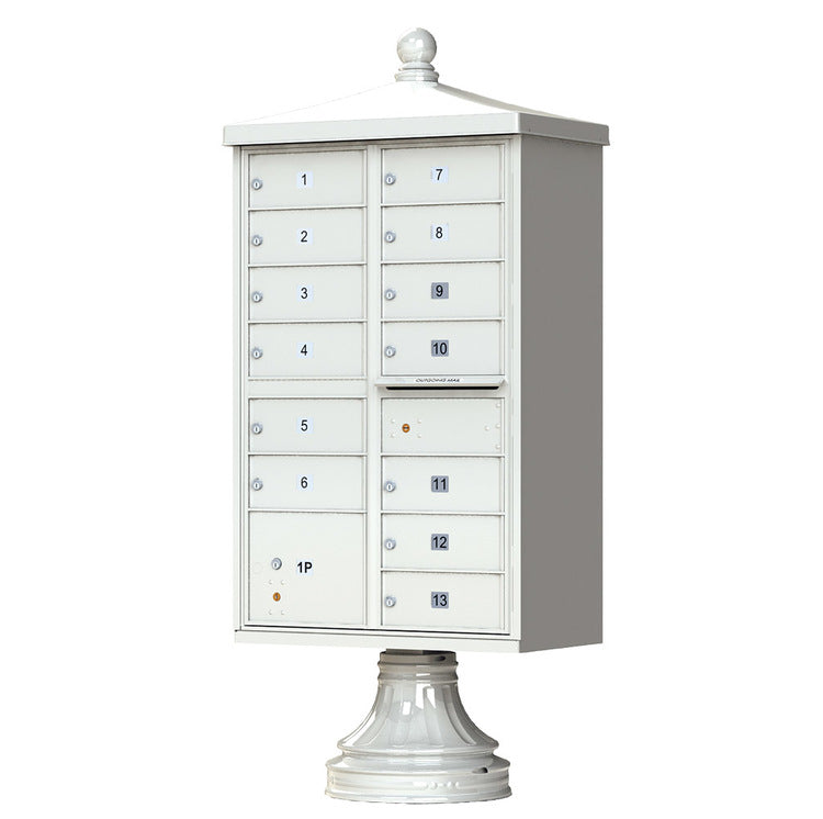 Cluster Box Units - 1570 Traditional