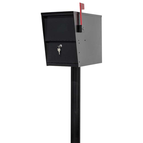 Lettersentry Locking Mailbox and Mounting Post