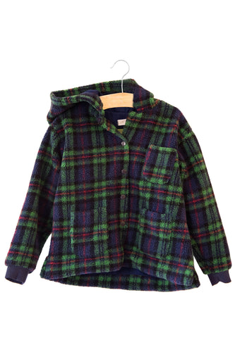Siaomimi Chunky Fleece Coat - CrossBorderWear
