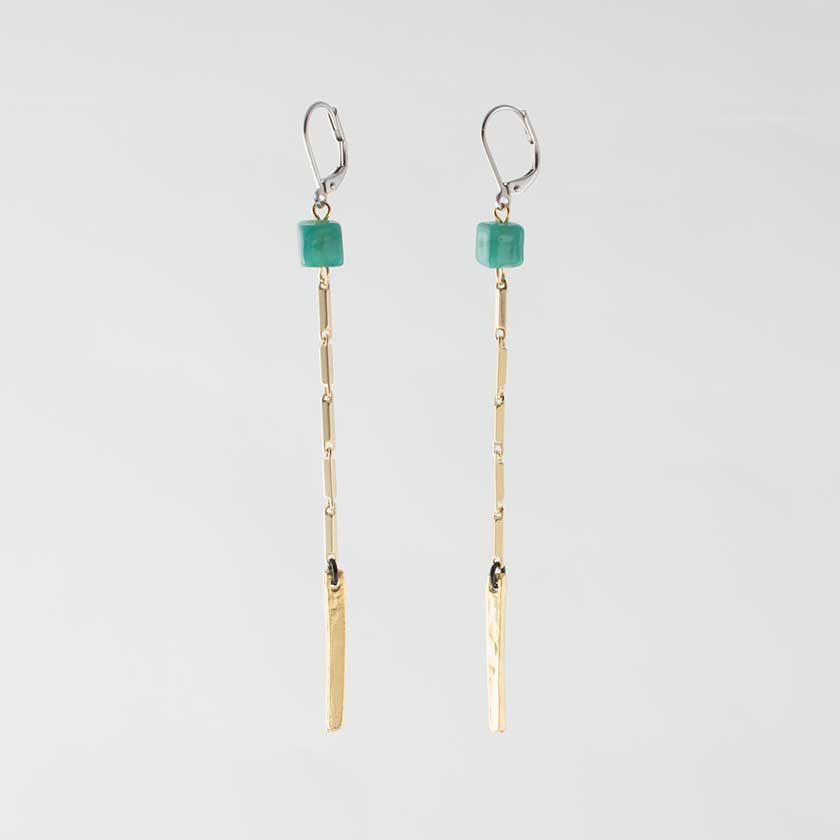 Lily Earrings - CrossBorderWear
