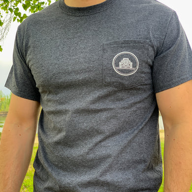 Enjoy the Ride Pocket Tee