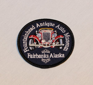 FAAM Logo Patch