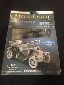 Metal Earth 1908 Ford Model T