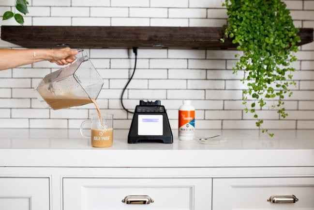 Fuelling Our Move with Bulletproof Coffee