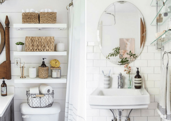 5 Easy Ways to Dress up your Bathroom Decor | Guest Post