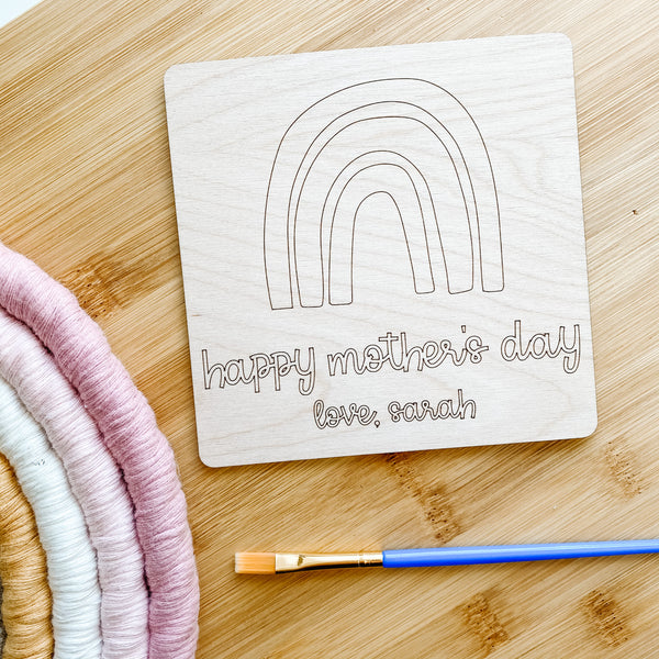 Mother's Day Gift + Activity | Mother's Day
