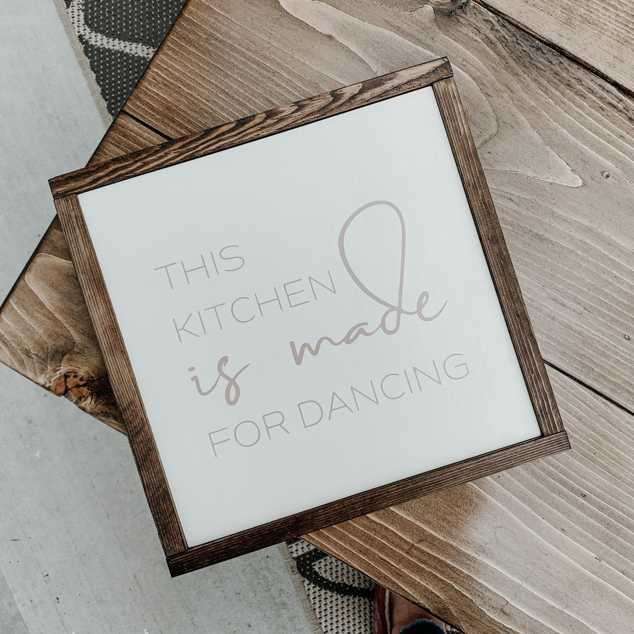 OOAK Thursday #6 |This Kitchen Is Made for Dancing