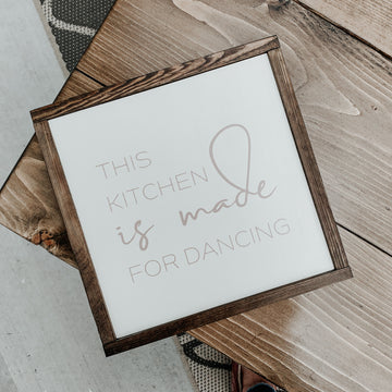 OOAK Thursday #6  This Kitchen Is Made for Dancing