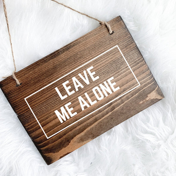 Leave Me Alone Sign, You Can Come In Sign No Soliciting Sign, Don't Ring Bell Sign, Shiftworker Sign, Do Not Disturb Sign, Please Knock Sign