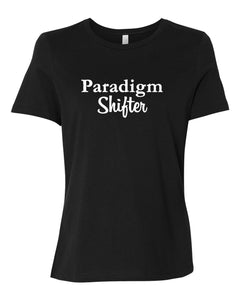 Paradigm Shifter Tee (Black)