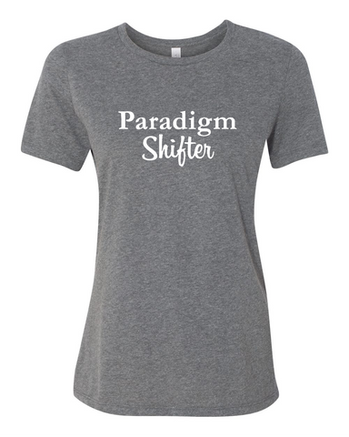 Paradigm Shifter Tee (Grey)