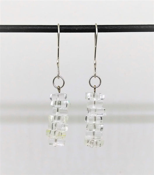 Clear Celebration Earrings
